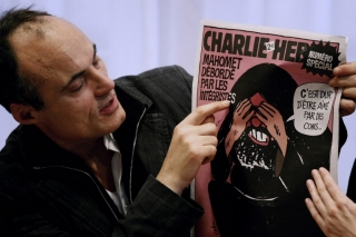 Inside Charlie Hebdo, The Front Page That Made History